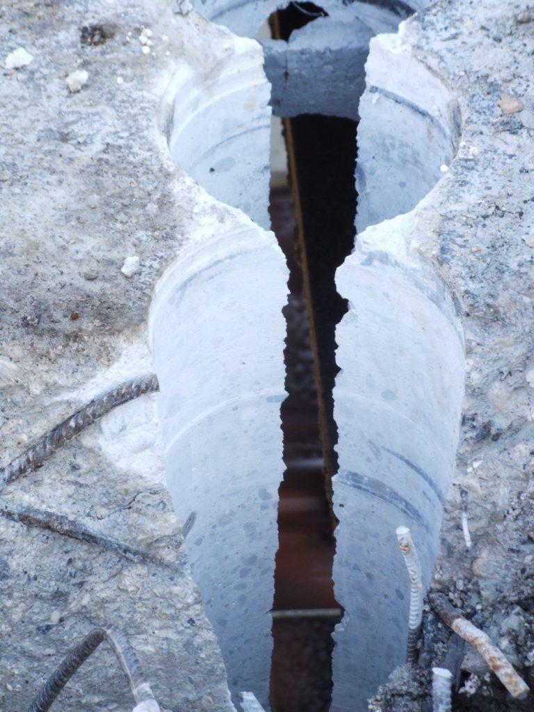 carotaggio 3 - Stevanato | Soluzioni per umidità e infiltrazioni