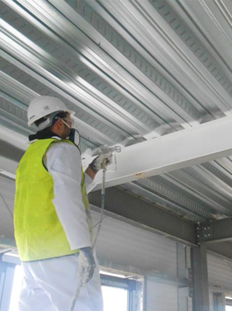 isolamento termico a film sottile per lamiera - Stevanato | Soluzioni per umidità e infiltrazioni