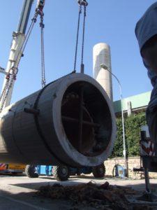 Lavori Speciali - Demolizione fabbricati 2 - Stevanato   Soluzioni per umidità e infiltrazioni
