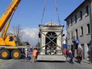 Restauro capitello - Stevanato | Soluzioni per umidità e infiltrazioni
