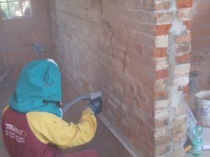 sabbiature 3- Stevanato | Soluzioni per umidità e infiltrazioni