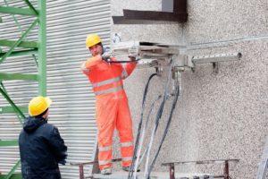 Taglio muri e cemento armato