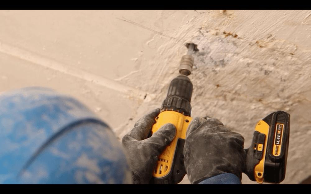 Infiltrazioni umidità 4 - Stevanato | Soluzioni per umidità e infiltrazioni