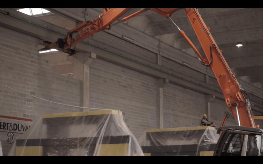 Demolizione 2 - Stevanato | Soluzioni per umidità e infiltrazioni