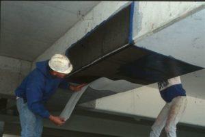 Operai al lavoro coibentazione - Stevanato   Soluzioni per umidità e infiltrazioni