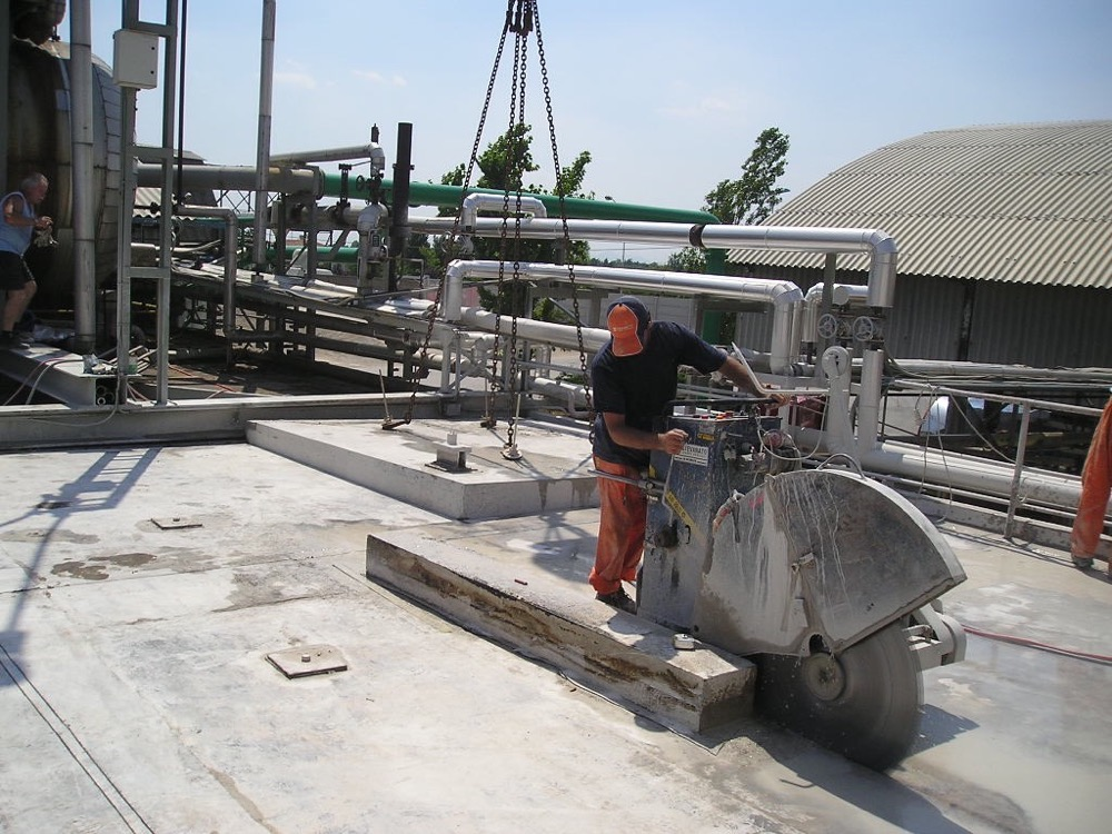 Lavori Speciali - Taglio Pavimenti - Stevanato | Soluzioni per umidità e infiltrazioni