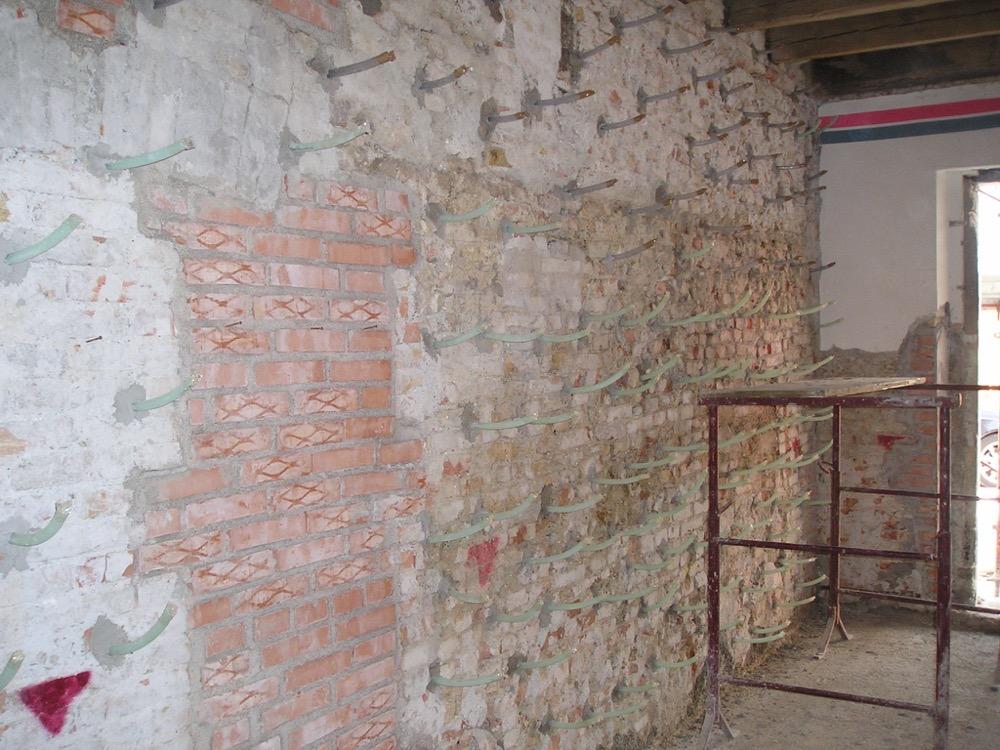 consolidamenti edili - Stevanato | Soluzioni per umidità e infiltrazioni