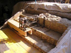 lavori archeologici 3 - Stevanato | Soluzioni per umidità e infiltrazioni