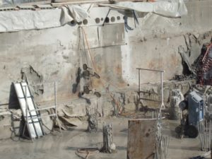 Lavori Speciali - Taglio Cemento Armato 3 - Stevanato | Soluzioni per umidità e infiltrazioni