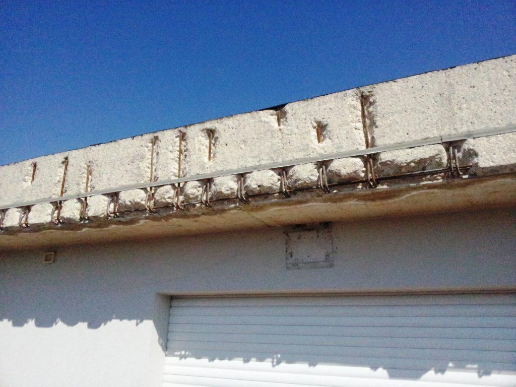 Rinforzo cemento armato 2 - Stevanato | Soluzioni per umidità e infiltrazioni